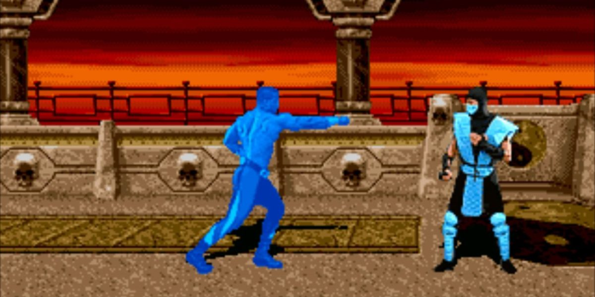 Mortal Kombat II (32X version)