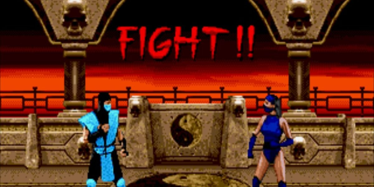Mortal Kombat II (Genesis version)