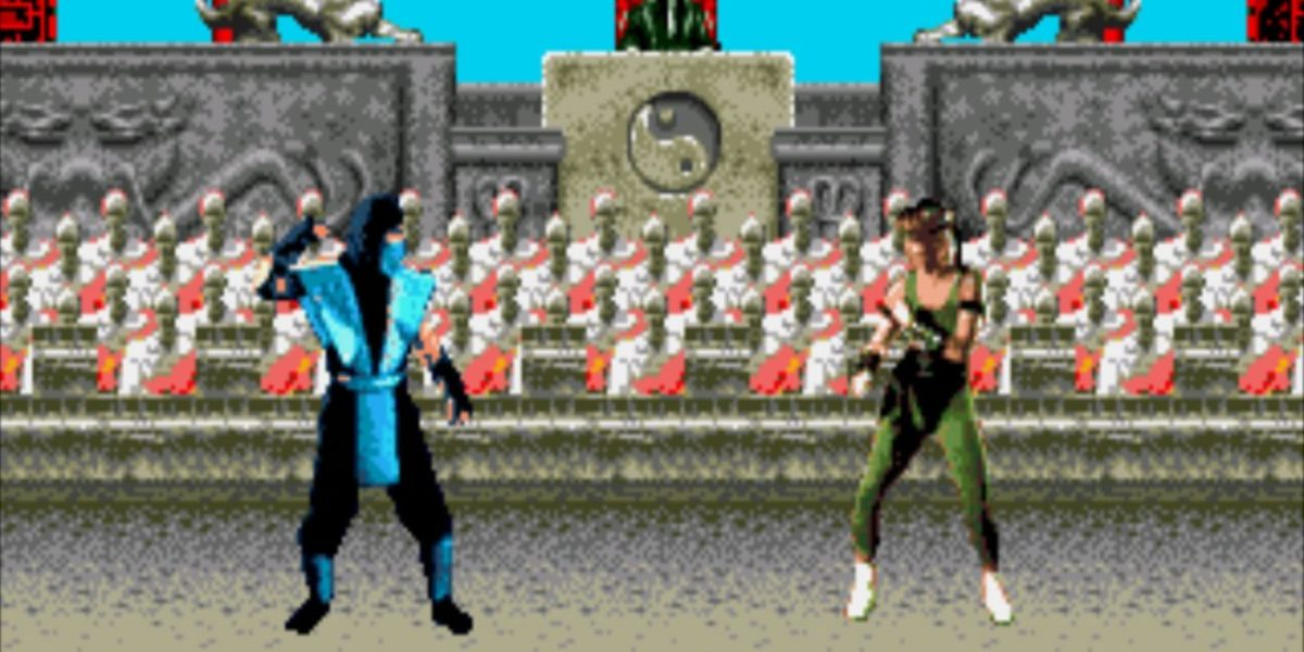 Mortal Kombat (Genesis Version)