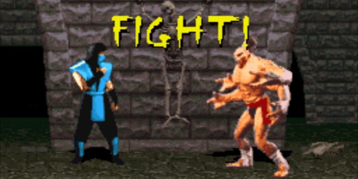 Mortal Kombat (SNES version)