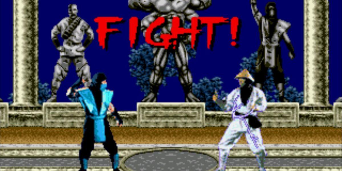Mortal Kombat (Genesis Version)
