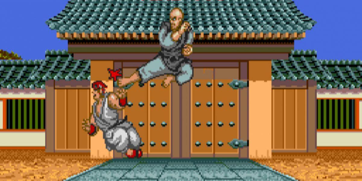 Fighting Street (aka Street Fighter)