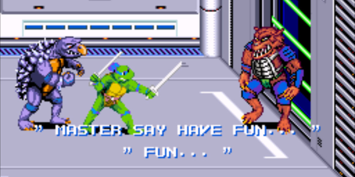 Image result for tmnt iv turtles in time
