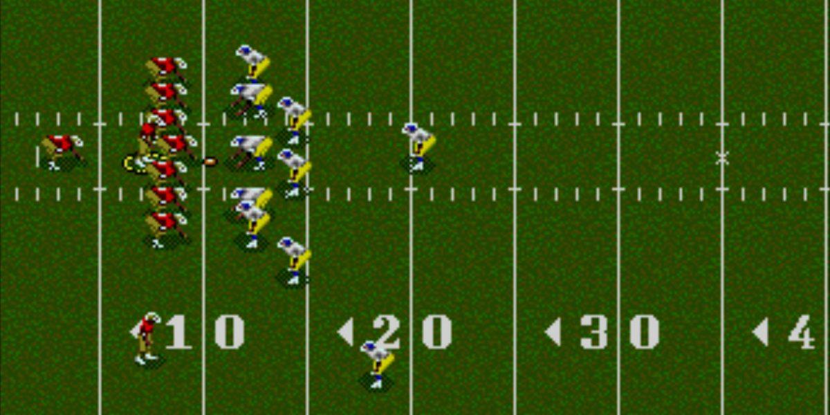 NFL Sports Talk Football '93