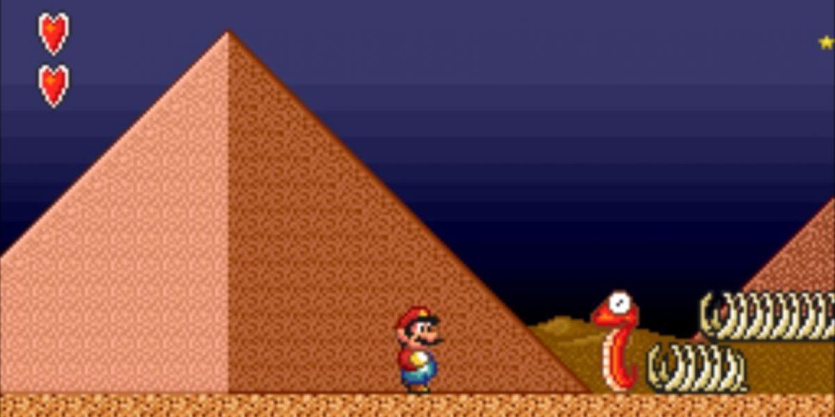Super Mario Bros. 2 (All-Stars Version)